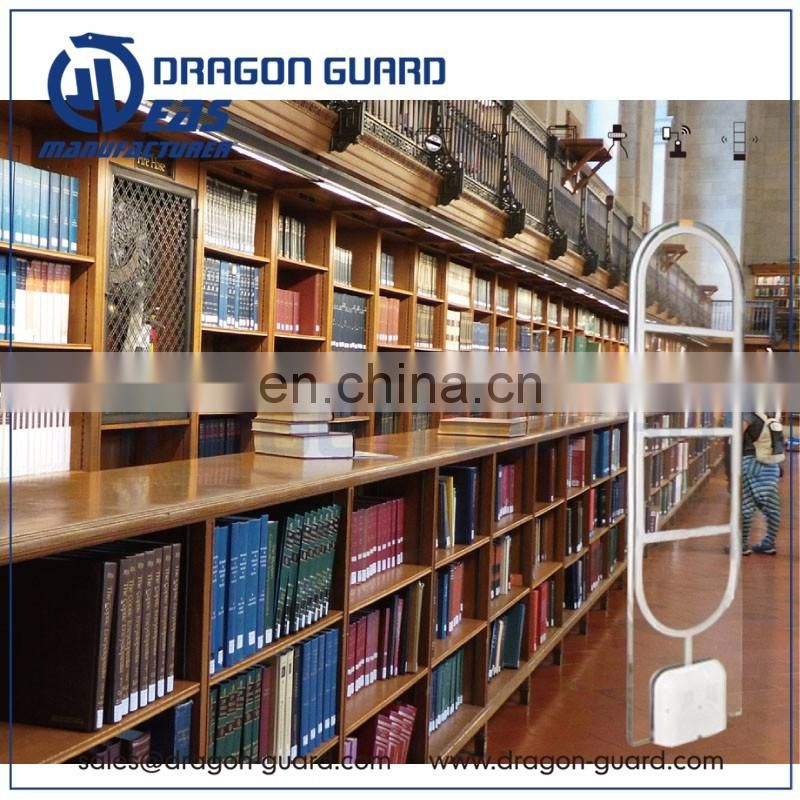 Dragon Guard EM system library security book store anti theft system EM alarm gate