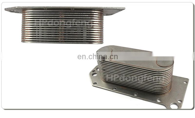 dongfeng 6LT8.3 3966365 cooler core