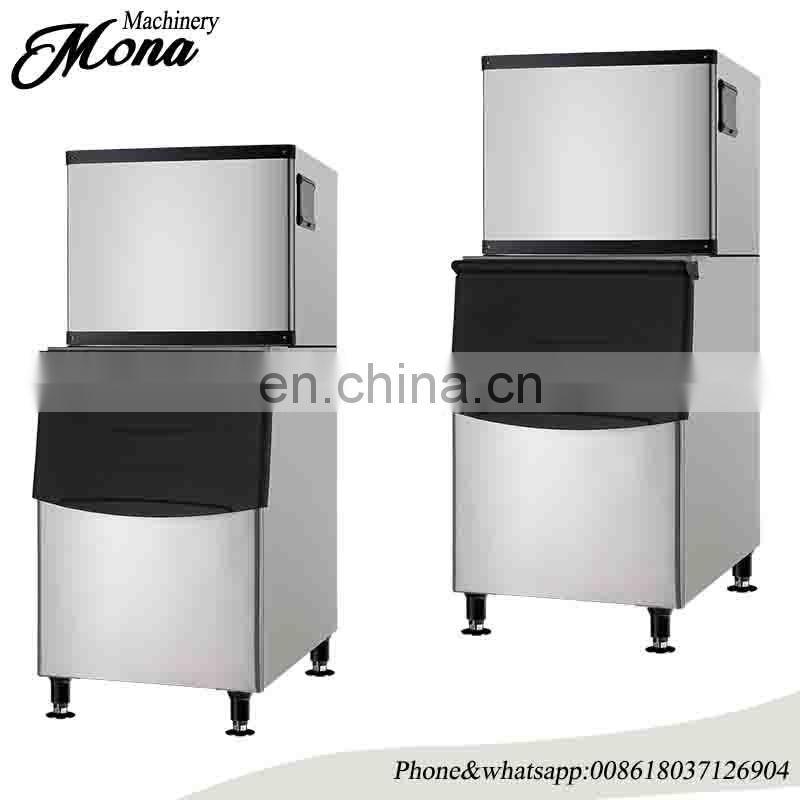 Commercial Automatic Ice Maker Machine/Portable Flake Ice Cube Maker/Home Mini Ice Maker Machine Price