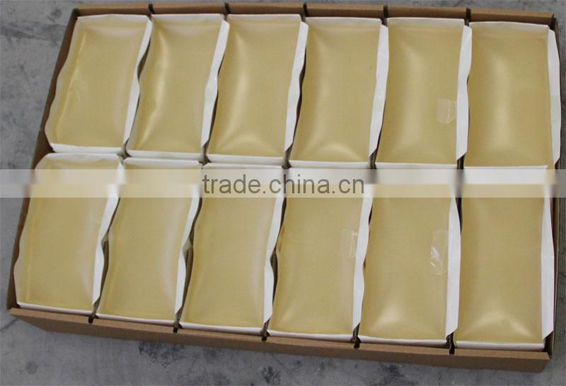 Bulk Packaging hot melt adhesives,Hot melt pressure sensitive adhesive for diaper, sanitary napkin raw materials