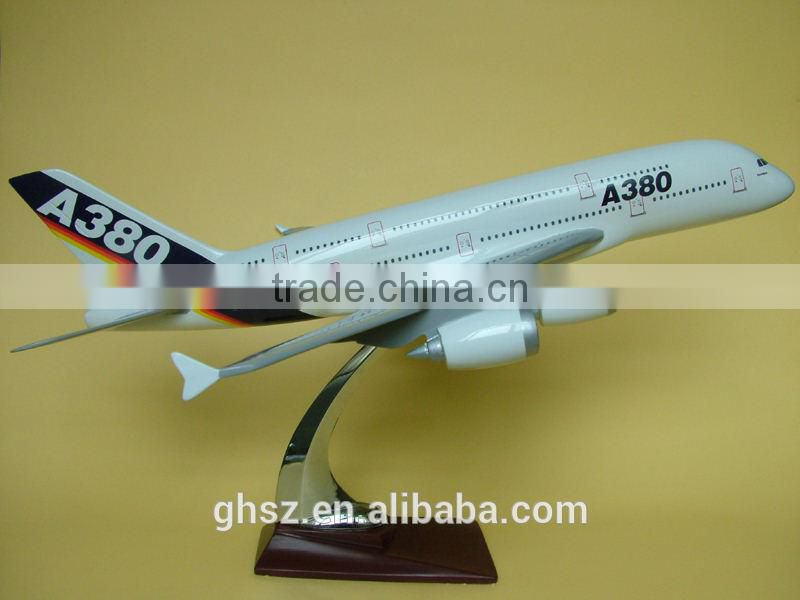 Guo hao hot sale a380 plane models,a380 plane toy