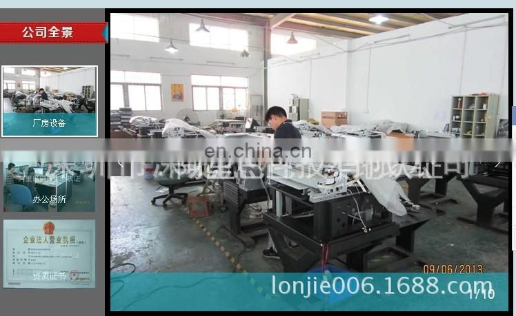 SLJET A2 non woven direct to fabric sublimation flatbed inkjet printer for sale