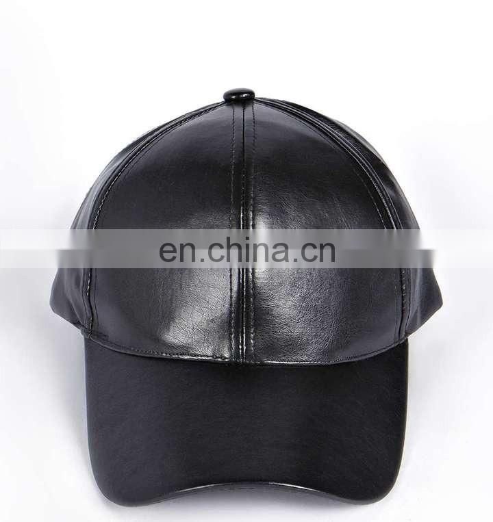 Genuine Leather Mens Ivy Hat Golf Driving Ascot Flat Cabbie Newsboy