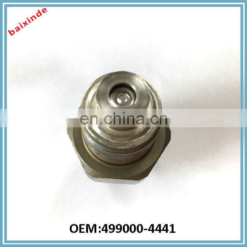 Promotio Fuel Rail Pressure Gauge OEM 499000-6141 499000-6131 for ISUZUs Fuel Pressure Regulator