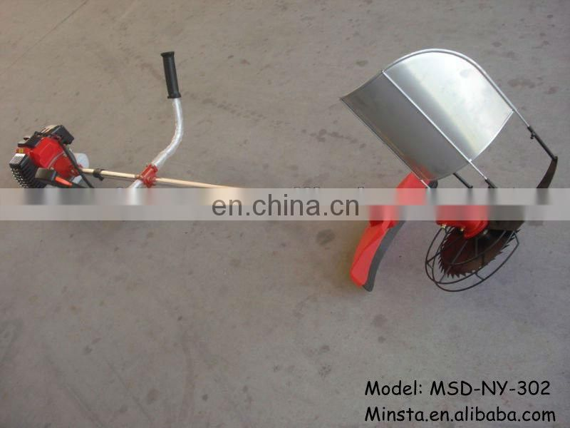 rice harvester/grass cutter exporter,popular in Philippines market Image