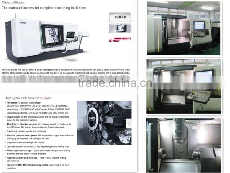 Commercial automatic ice vending machines ice making machine with cnc vertical machining center vmc-850