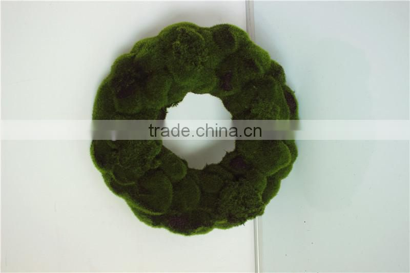 Home Wall to wall decoration 0.5mx0.5m artificial green wall moss foam hanging carpet EPZM05 0910