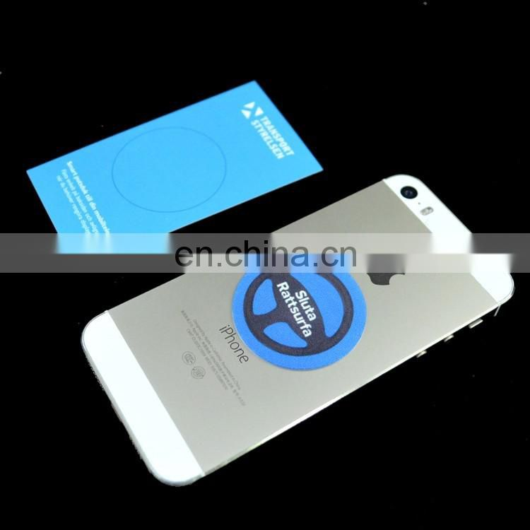 mobile phone sticky screen cleaner wipes
