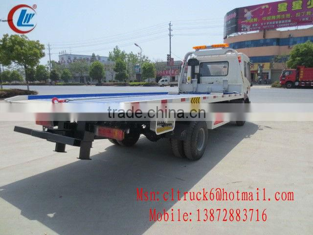 4*2 Faw V5 tow wrecker for sale