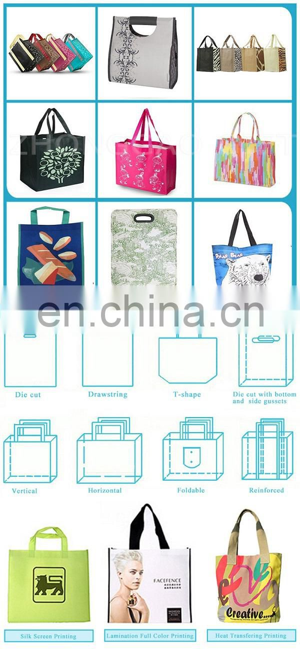 Holiday Resort Promotional Grocery Bag for Tourist