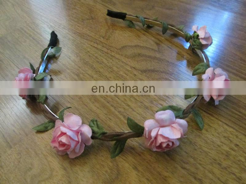 Wedding Flower Crowns Headbands