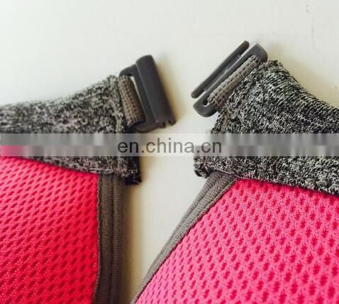 Yoga Bra with breathable fabric