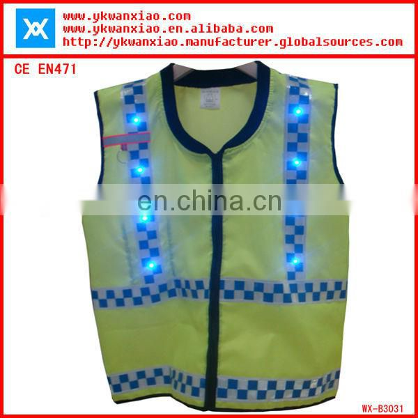 High reflective safety kids clothing cheap manufacturer