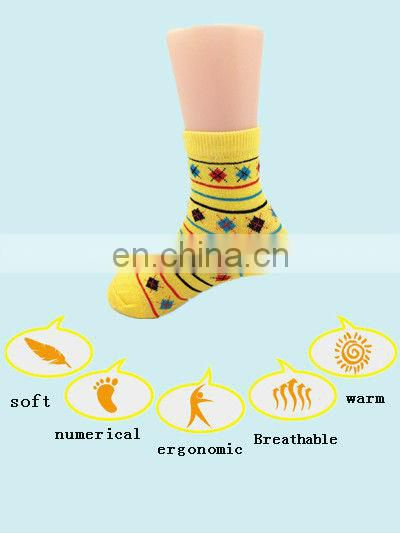Custom Design Colorful short Cotton Baby Socks
