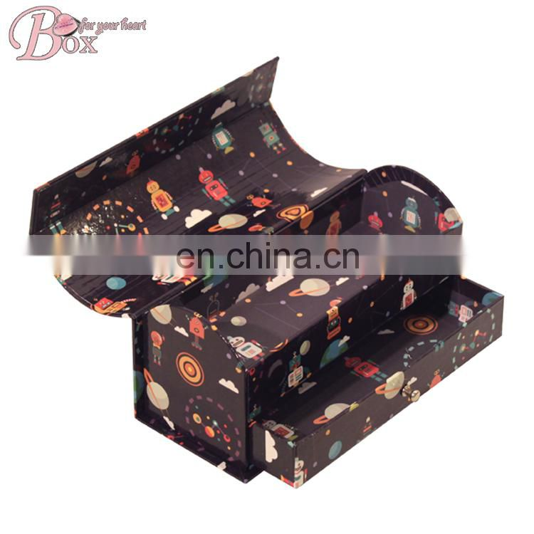 Hot Sale Handmade Cute Printing Lipstick Box