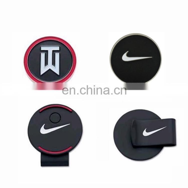 Top quality customizes golf hat clips for business man