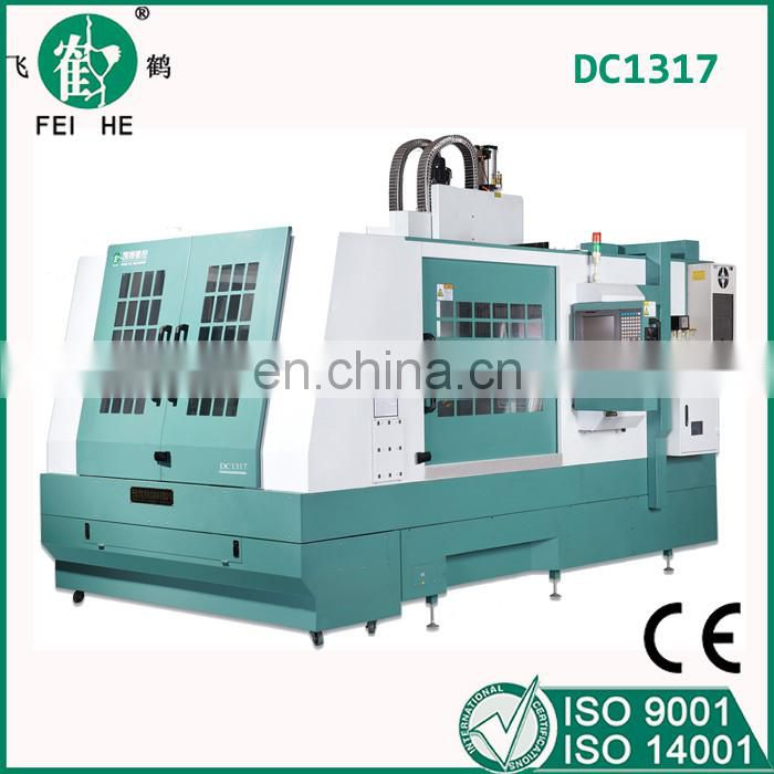 Hot Selling Linear Guideway Heavy-duty CNC Milling Machine With Automatic Tool Changer