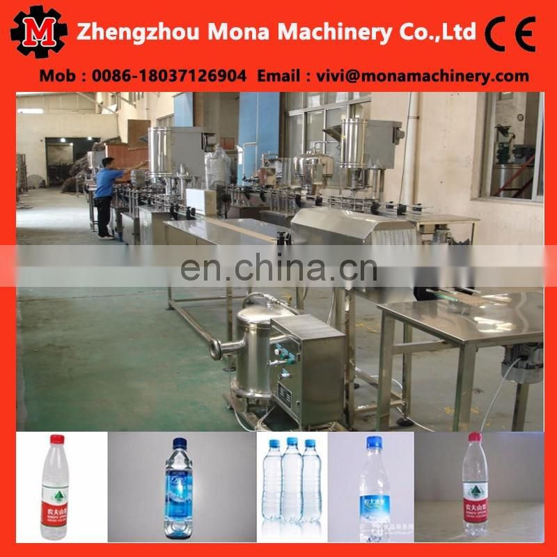 Complete Automatic Drinking Water Bottling Plant/ Mineral Water Filling Production Line Machinery
