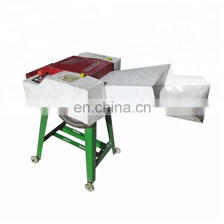 peanut vines silage chopping machine|corn straw cutting machinery for goat and sheep feeding(SKype:jeanmachinery) Image