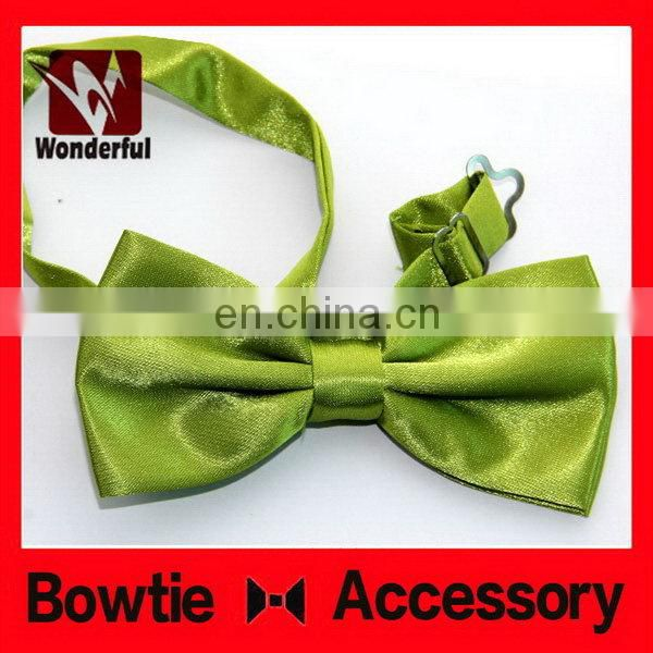 Designer promotional red wine bottle bow tie