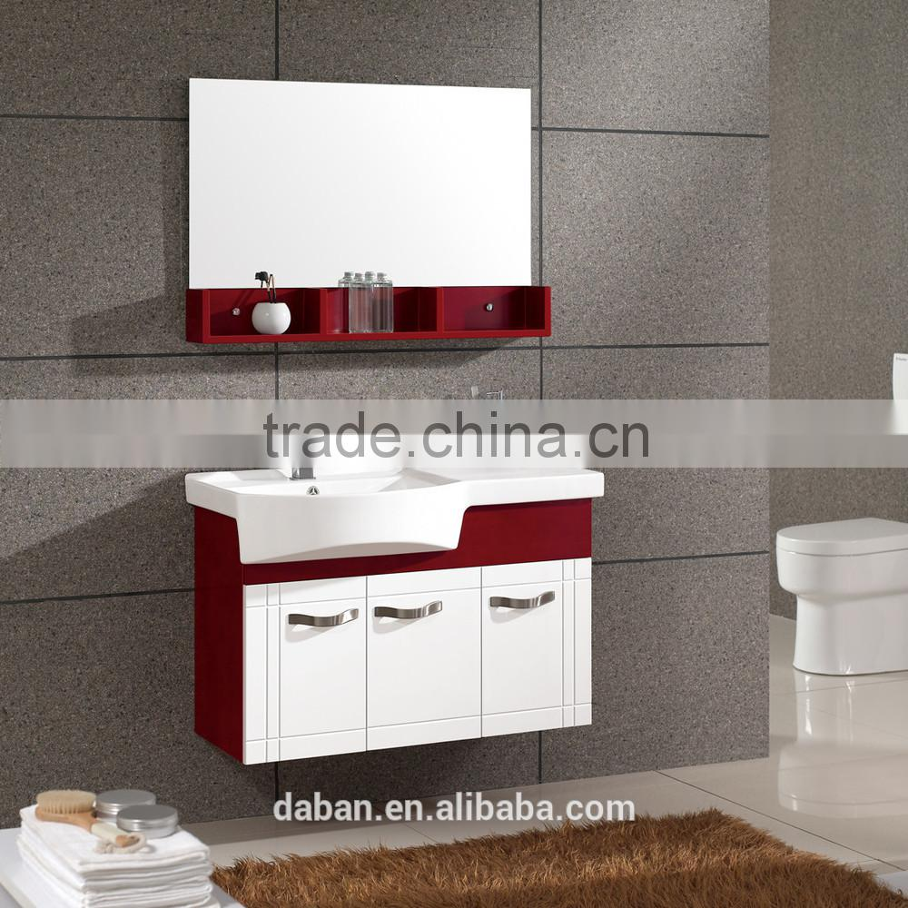 Eco plywood bathroom wall cabinet of toilet paper storage cabinet with bathroom cabinet counter