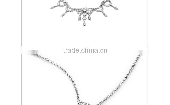 hot sale jewelry 2015 925 sterling silver necklace chains wholesale