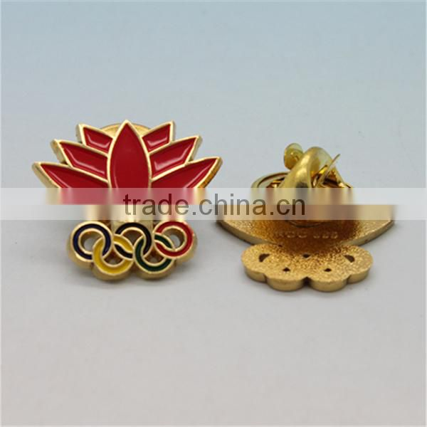Custom Made Iron Lapel Pins