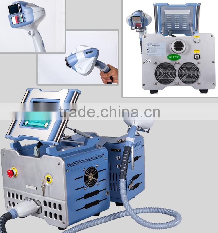 2014 Newest permanent nono hair removal beauty machine