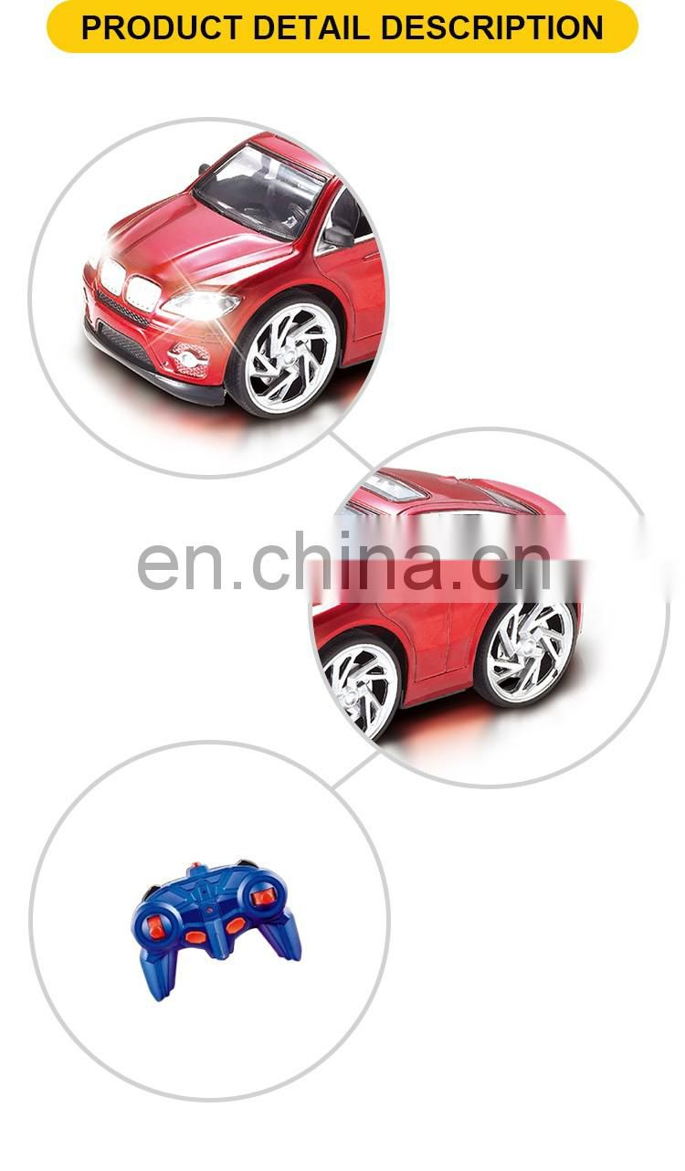 Hot selling remote control smart metal car toys