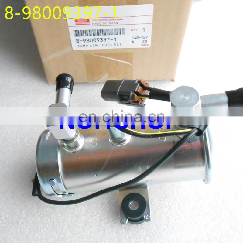 100% genuine and new ZX200-3 ZX240-3 ZX270-3 4HK1 Fuel Pump 898009-3971 8980093971 8-98009397-1