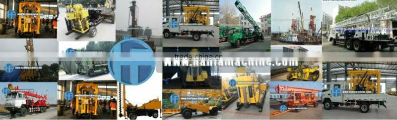 Reliable performance HF-6A deep well drilling equipment