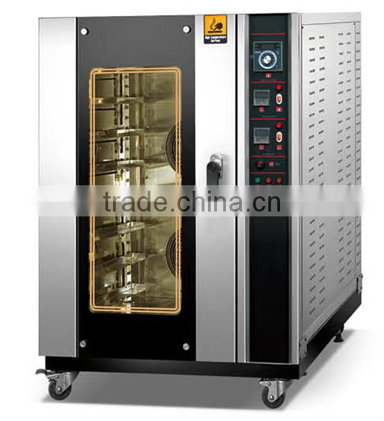 Hot Air Convection Bread Baking Oven(ZQF-8)