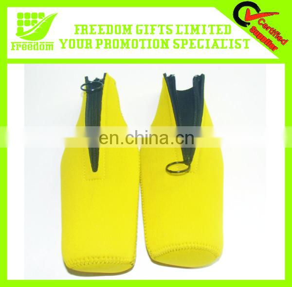 Advertising Custom Logo Promotional Neoprene Bottle Cooler