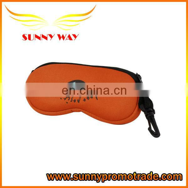 Hot-selling Neoprene Glasses Cases for Custom