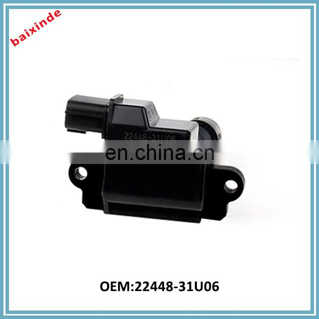 Baixine Auto Engine Ignition Parts 22448-31U11 22448-31U06 Replacing NISSANs Ignition Coil