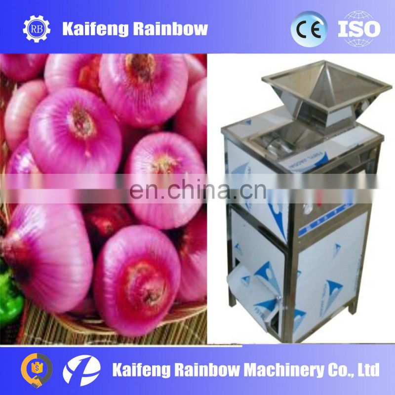 High Capacity Small electric vegetable cutter machine onion/porret/spring onion/shallot cutting machine
