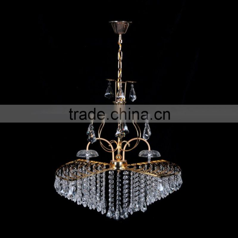 china lighing factory fancy chandelier decorative hanging pendant light crystal chandelier modern iron chandelier for home hotel