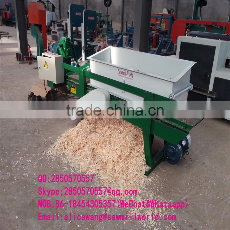 circular sawmill machine made in Chinese maufacture Shandong Shuanghuan factory