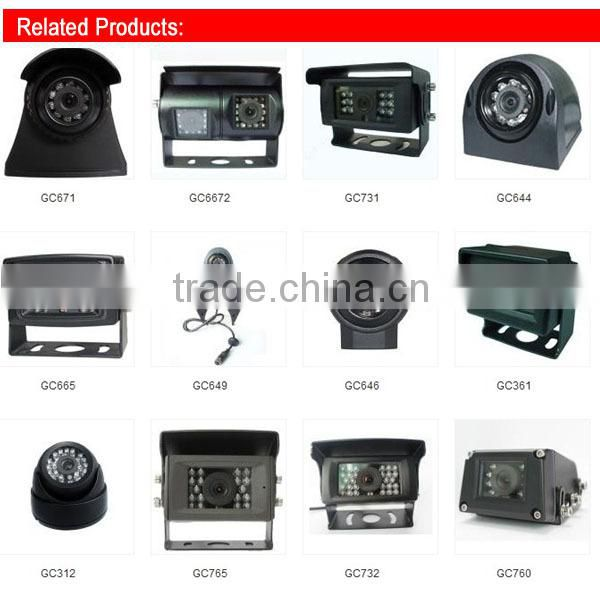 rearview special car camera for toyota LAND CRUISER PRADO 2010