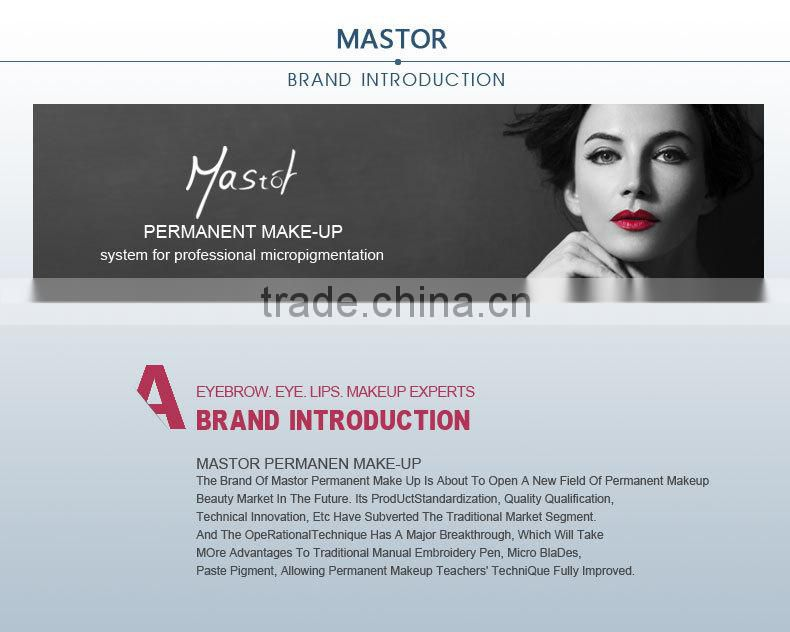 Medical grade organic Safe and Health Permanent Makeup