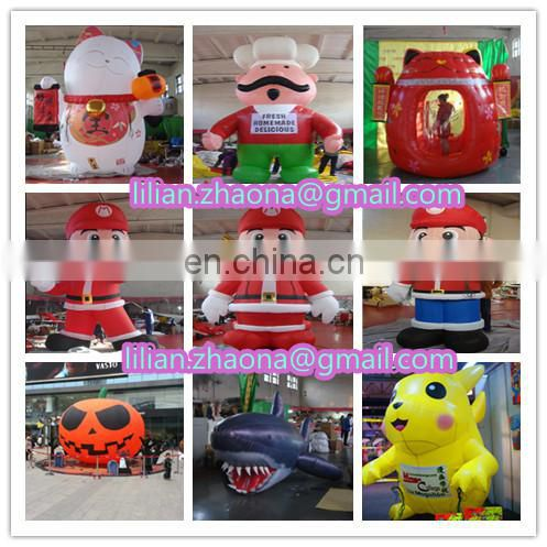 2014 new design inflatable truck replica