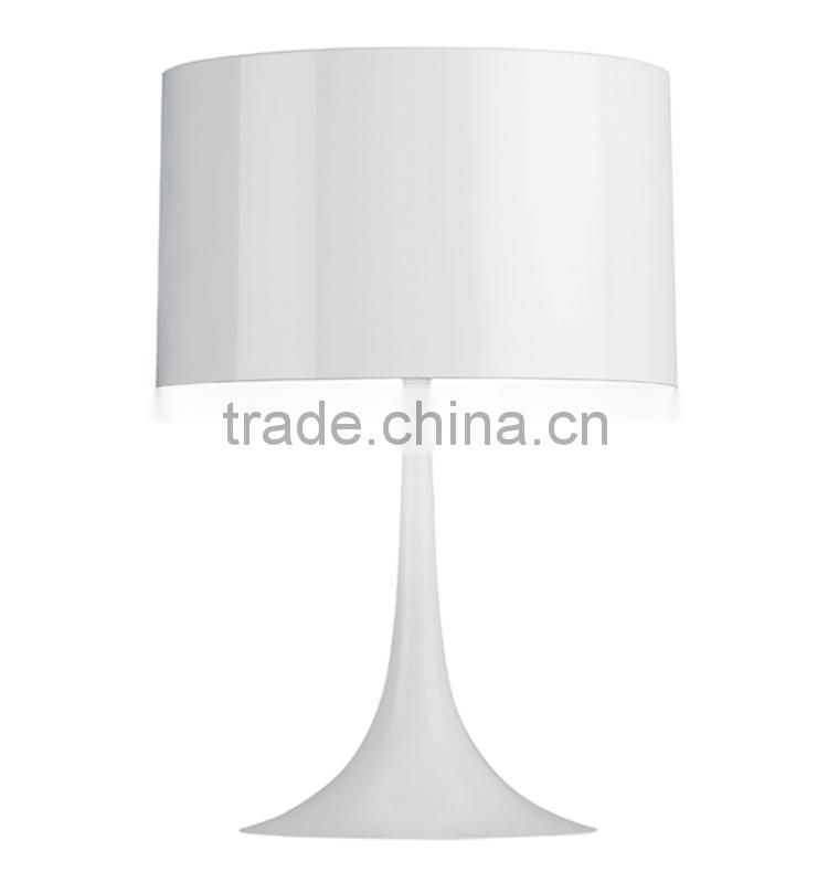 Modern Aluminium Black Table Lamp for living room hotel lobby cafe bar etc. PLT8064