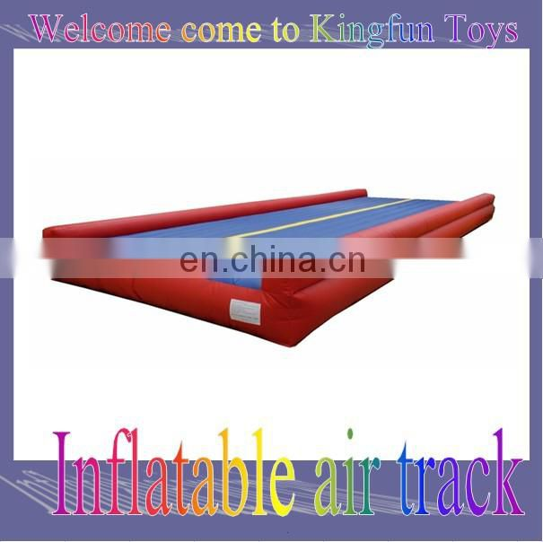 Inflatable air Bungee Ramp for GYM