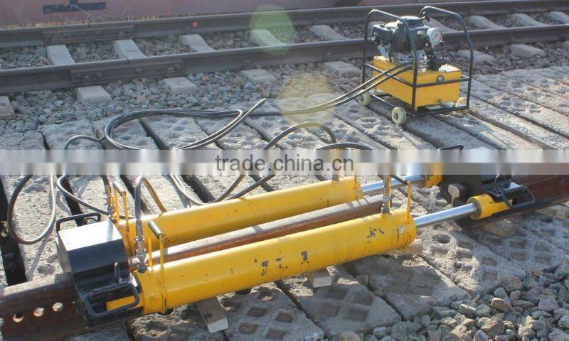 YLS-900 Best selling railway rail stretchor factory sale