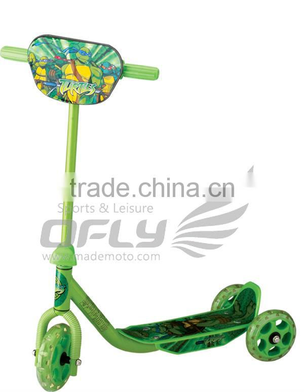 Mini Cheap China Kids 3 Wheels Kick Scooter