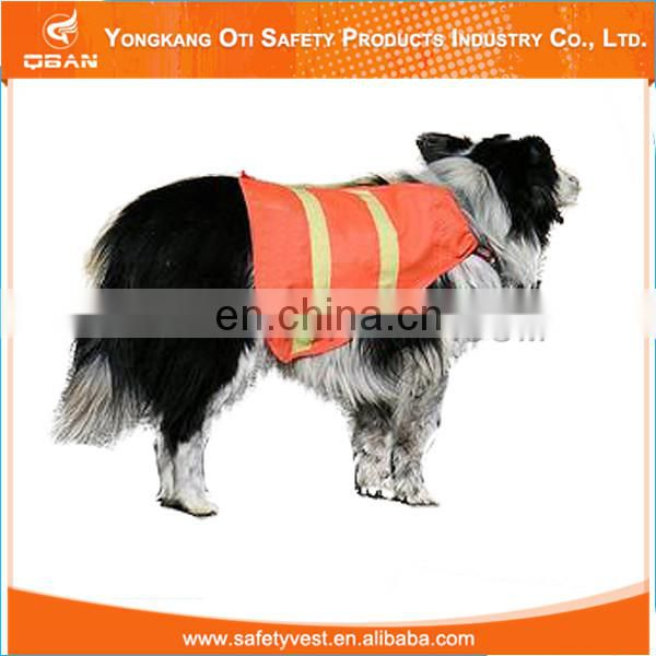 High vis Reflective pet vest safety dog vest