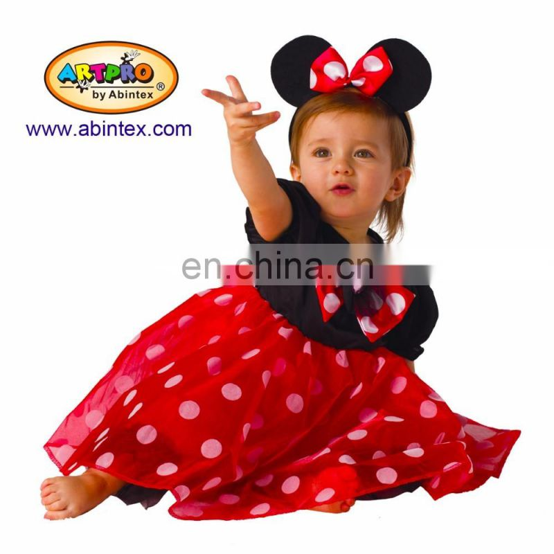 Baby Mouse costume (14-088BB) as party costume for baby with ARTPRO brand