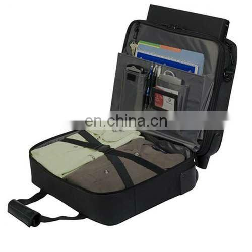 trolley computer bag for business men with good quality