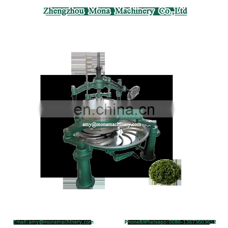 tea leaf processing machinery tea rolling mill machine Image