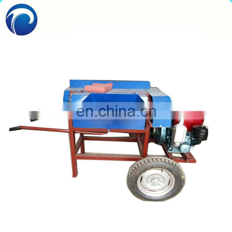 kenaf fiber decorticator jute fiber peeling machinery hempprocessing machine